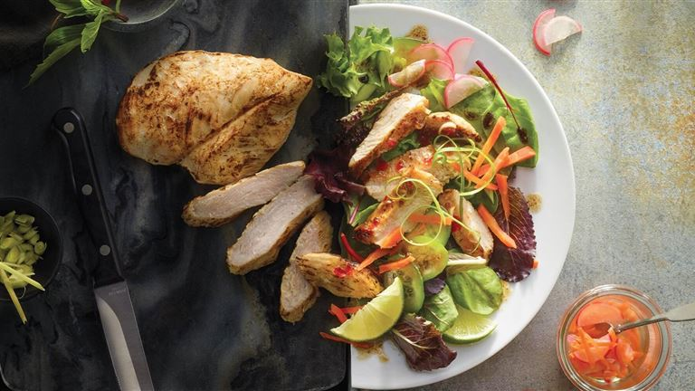 Hormel Firebraised Chicken Salad